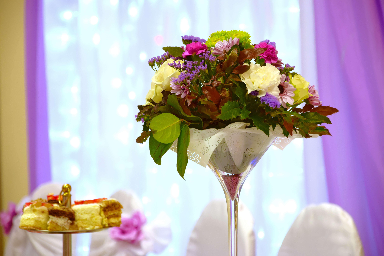 פרחים בזר